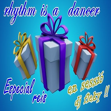 rhythm is a dancer especial reis