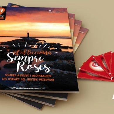 Roses promou el comerç del municipi amb un album de cromos