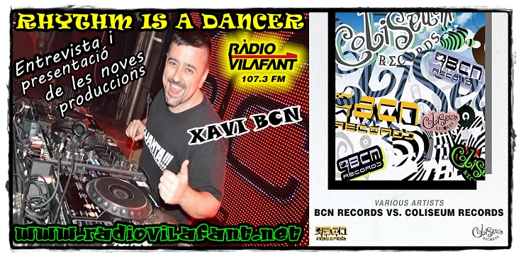 Entrevista a xavi bcn al rhythm is a dancer
